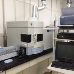 ICP-OES (Optima 4300, Perkin Elmer)