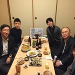沖野先生ご講演ありがとうございました(2016.1.13. 三田)
