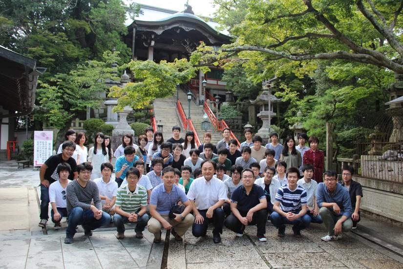 関西合同セミナー(9月)  @信貴山