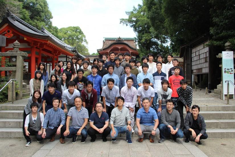 関西合同セミナー(9月) @石清水八幡宮