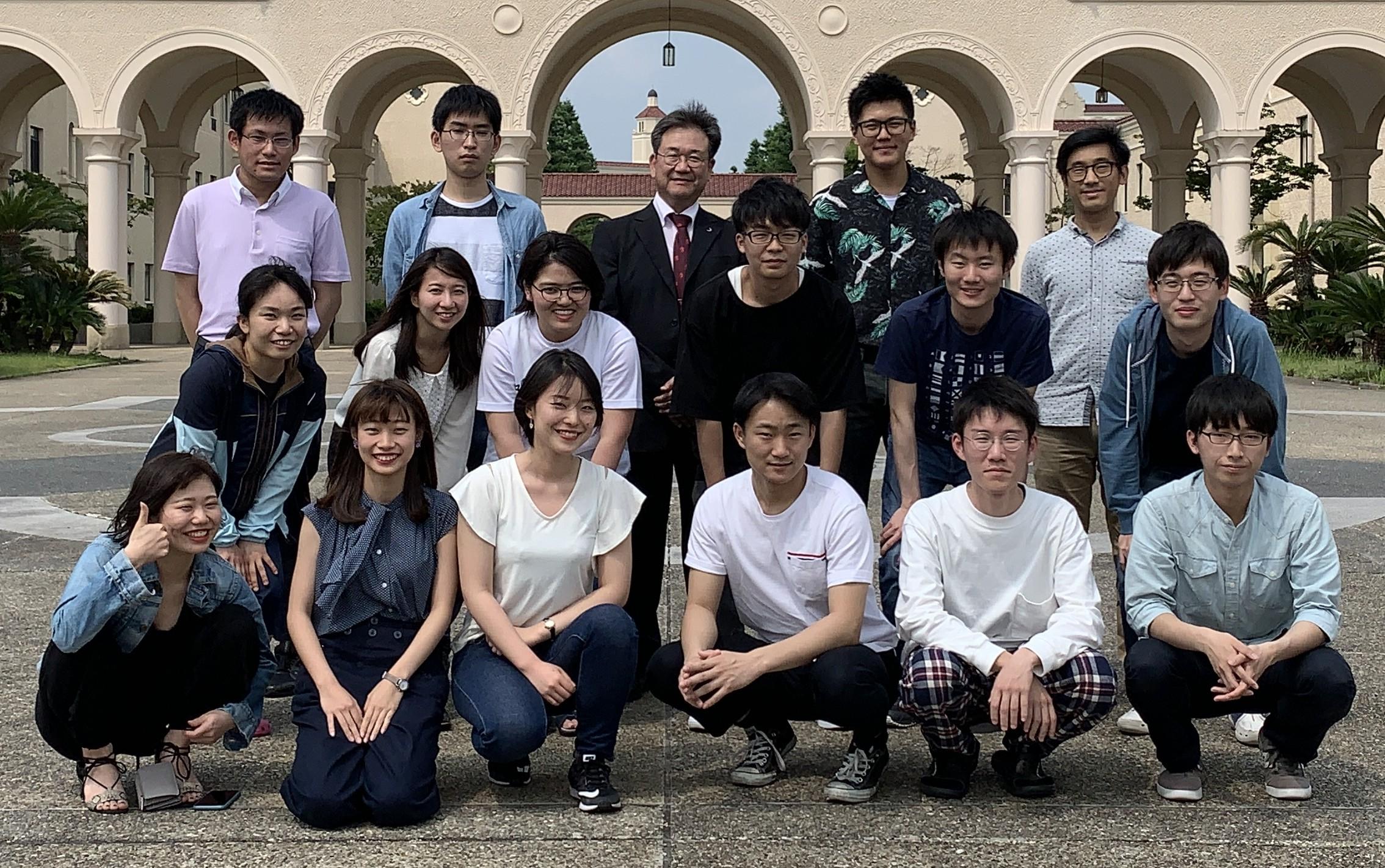 橋本研2019年度メンバー