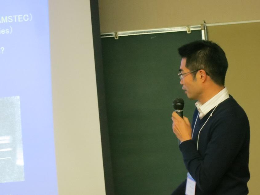 2015.11.26 日本質量分析学会同位体比部会@滋賀での研究発表その3