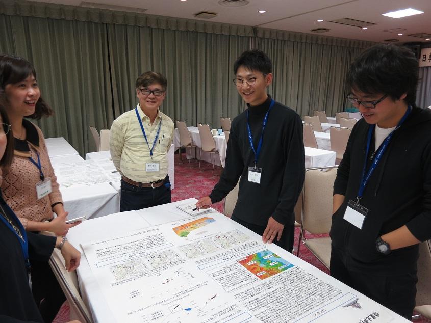 2016.11.18 日本質量分析学会同位体比部会@秋田での研究発表の様子
