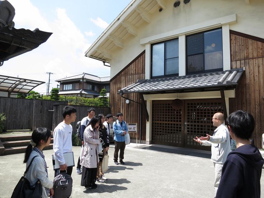 2018.5.14 兵庫県内の酒蔵を訪問