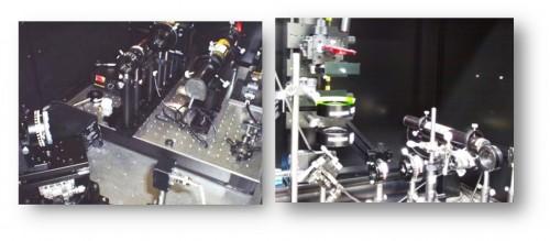 表面プラズモン共鳴及びその増強蛍光計測装置
